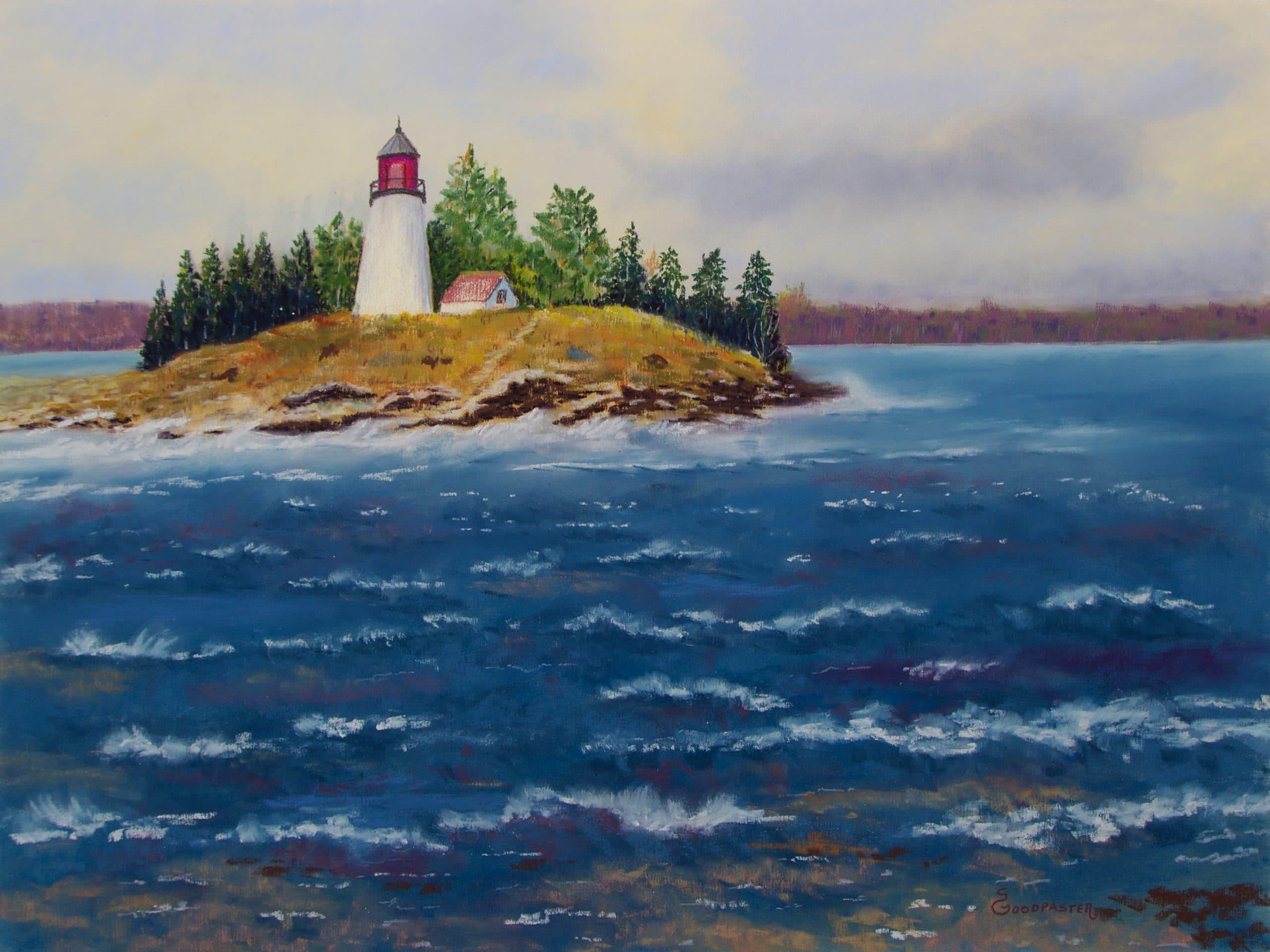 American Series: Maine by Glenda SueGoodpaster
