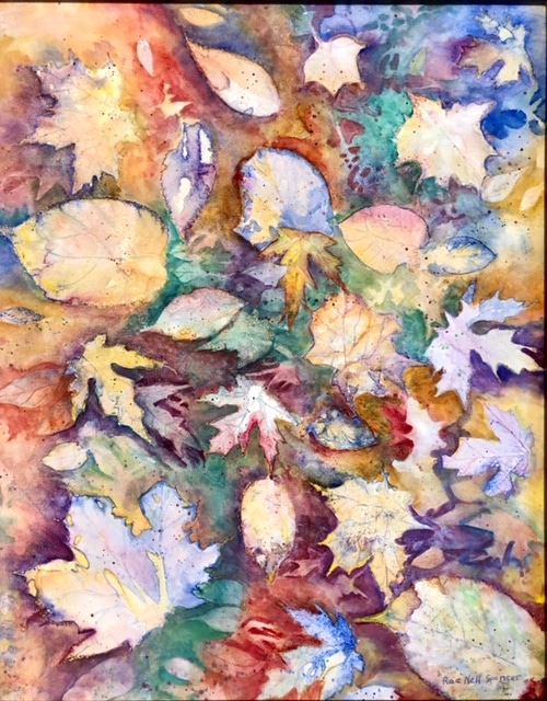 Autumn Splendor by RaeNell Spencer