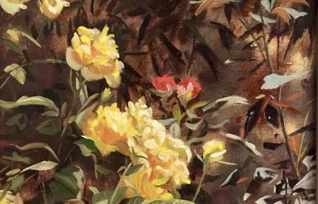 Garden Floral by Anthony Collins