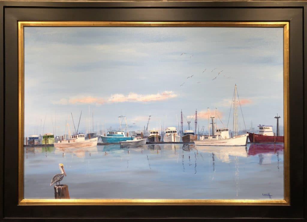 Fleet's In by Robert Lumpp