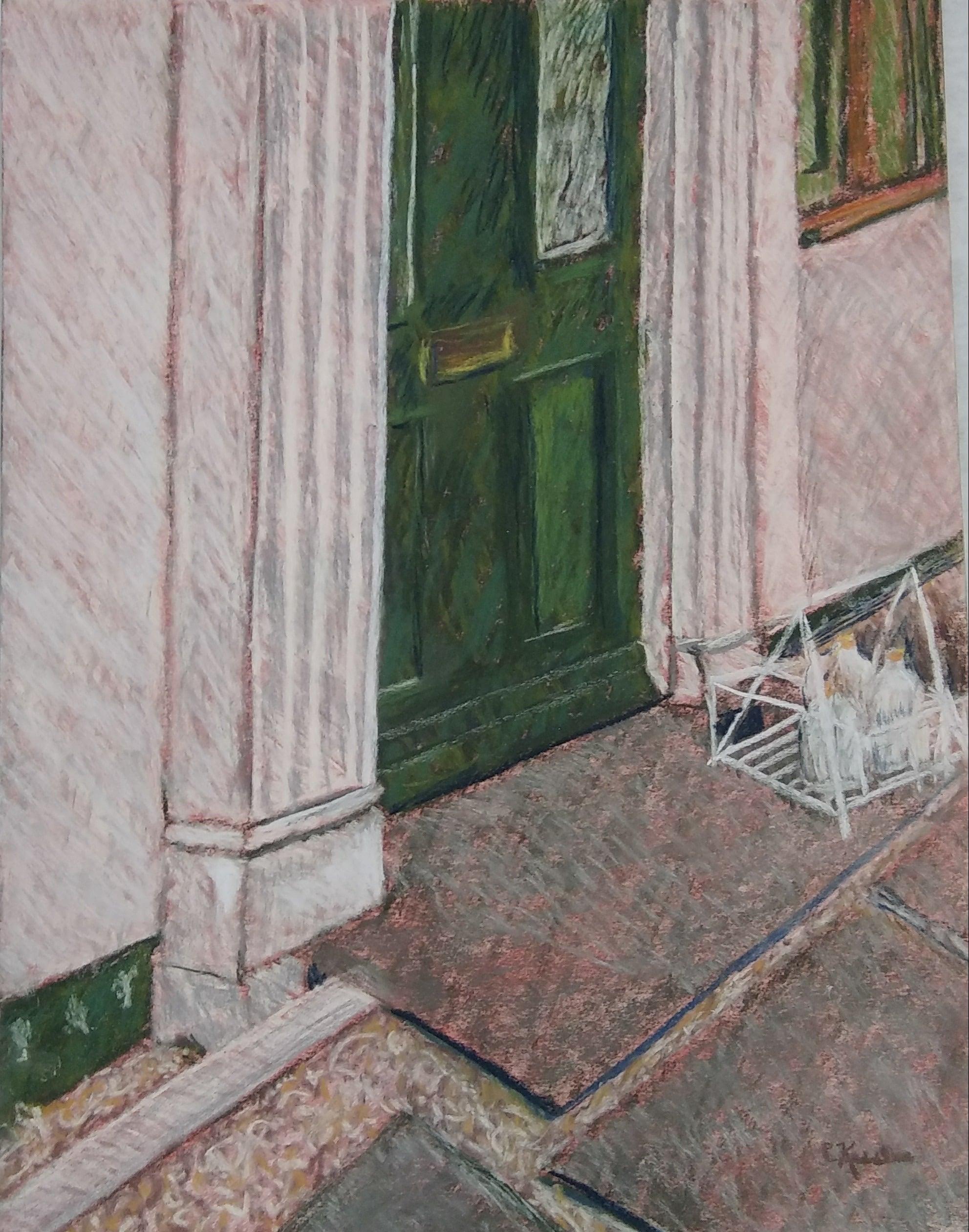 Pitlochery Morning by Carol Kessler