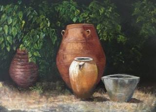 Italian Winery by Glenda Sue Goodpaster