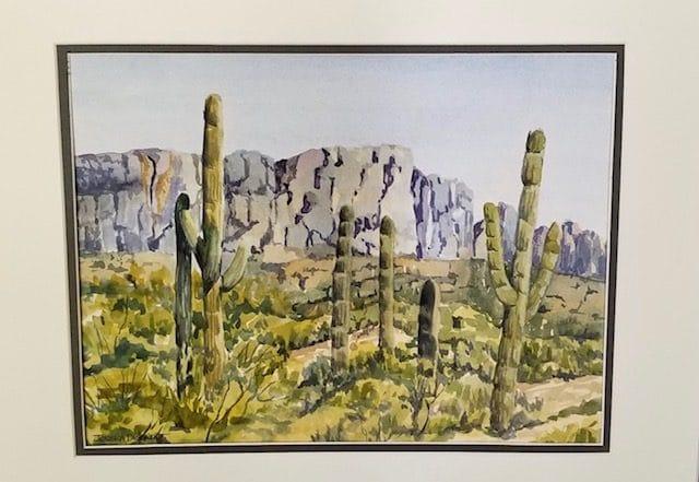 Saguaro by Jessica Disbrow