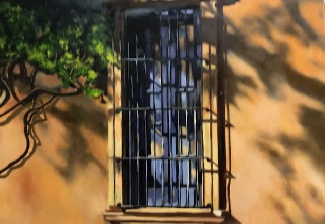 The Sedona Window by Barbara Dove