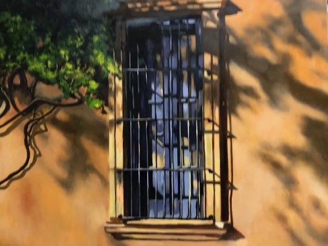 The Sedona Window by Barbara Dove