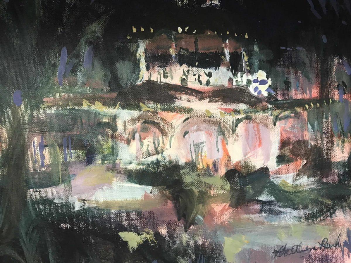 Transfer House by Leta Alverri Burch